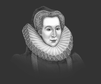 Picture of Bess of Hardwick