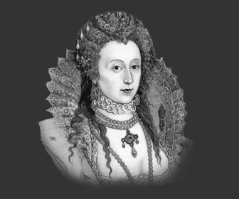 Portrait of Queen Elizabeth I
