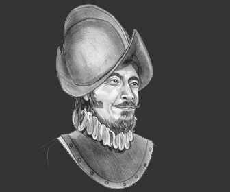 Picture of Francisco Vasquez de Coronado