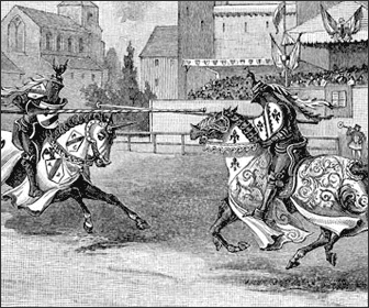 Picture of Jousting