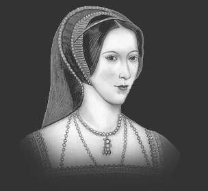 Picture of Queen Anne Boleyn